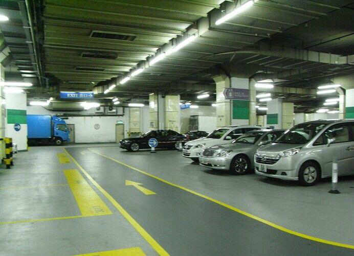 Underground parking lighting solutions